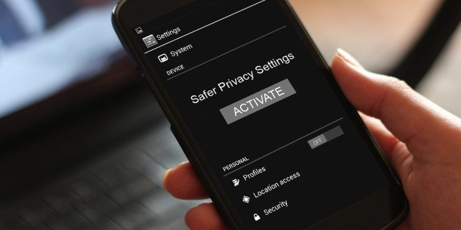 How to Protect Your Privacy on Your Smartphone