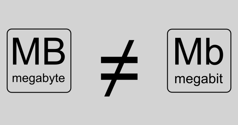 What Is a Megabit (Mb)? Is It the Same As a Megabyte (MB)?