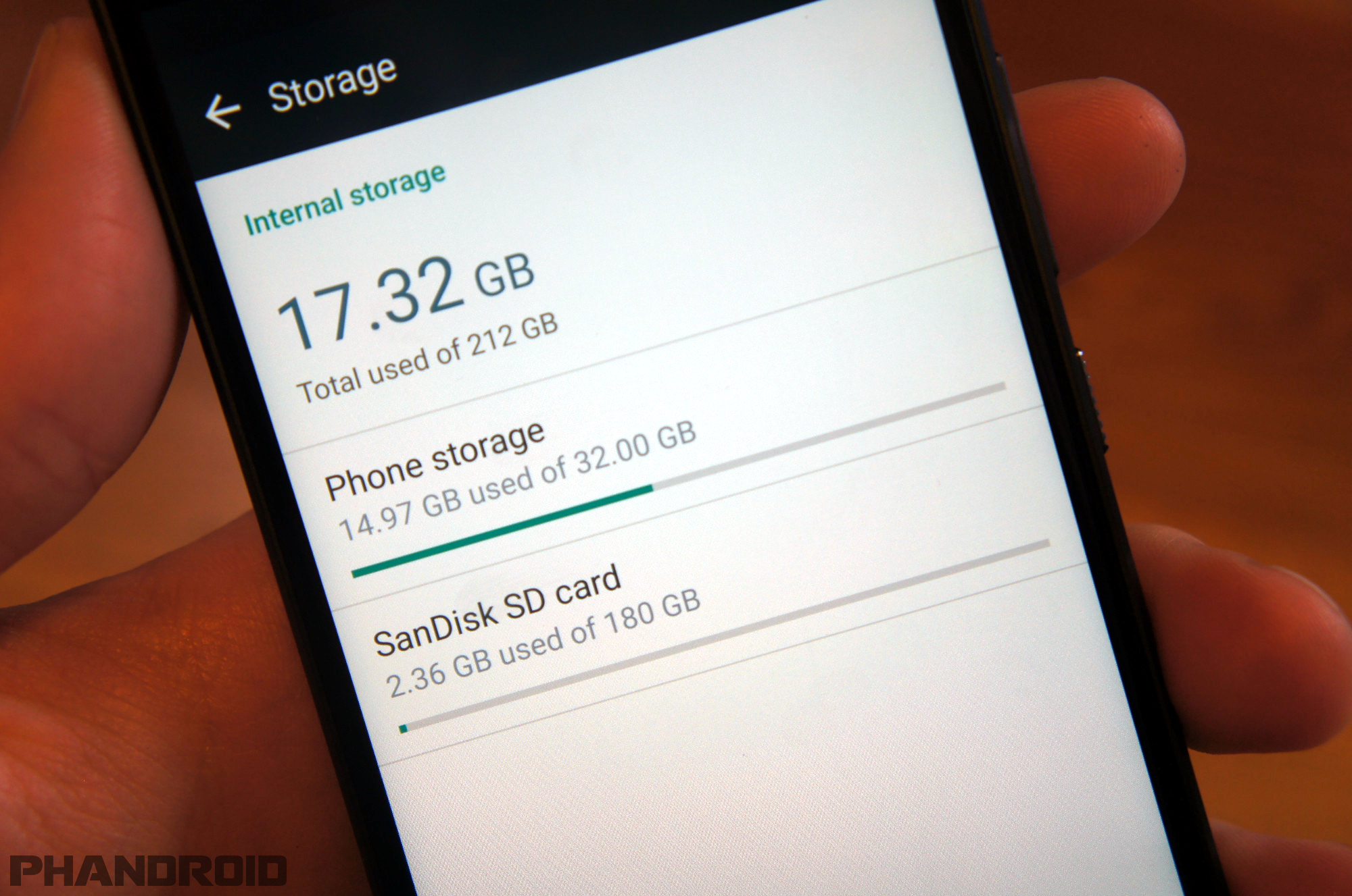 How to Free up Space in Android