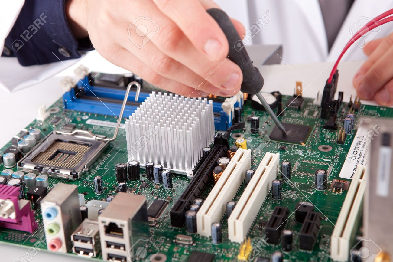 How To Service Your Own Computer : Few Easy Things Computer Repair Places Do