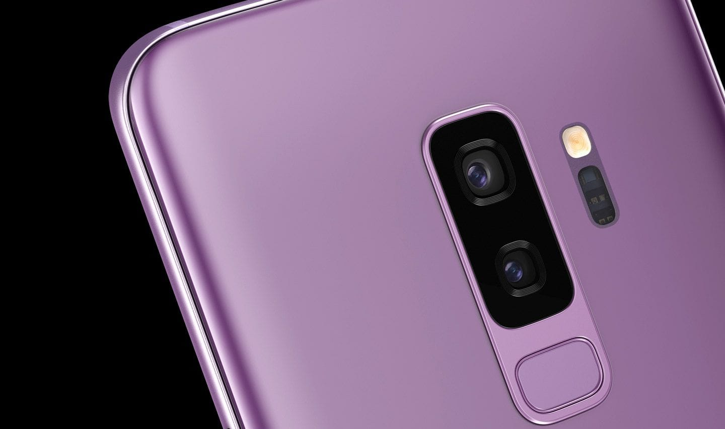 New Camera Features on Samsung Galaxy S9