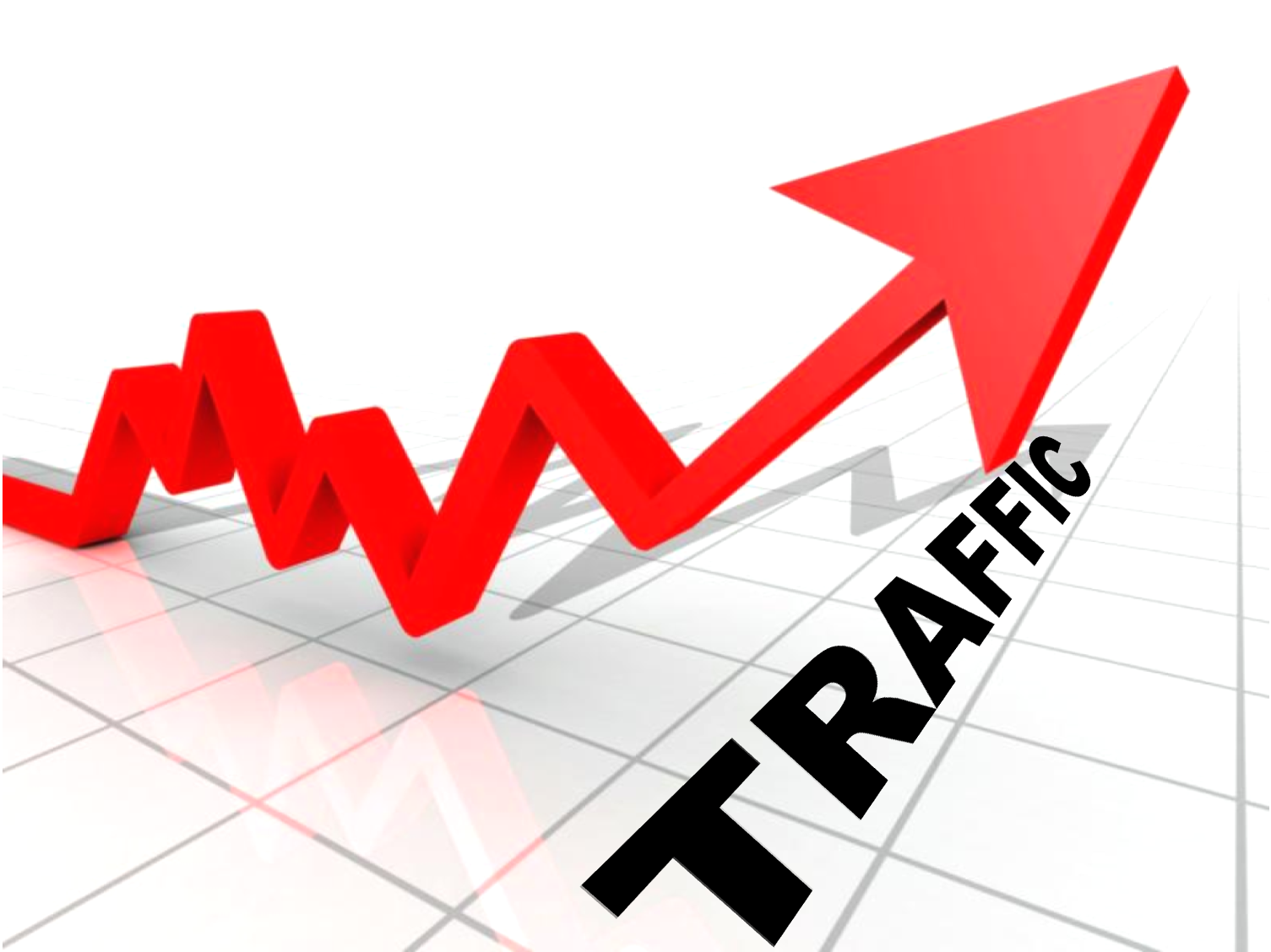 10 Ways To Increase Traffic To Your Websites