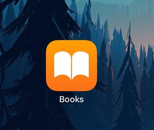 iBooks now Books