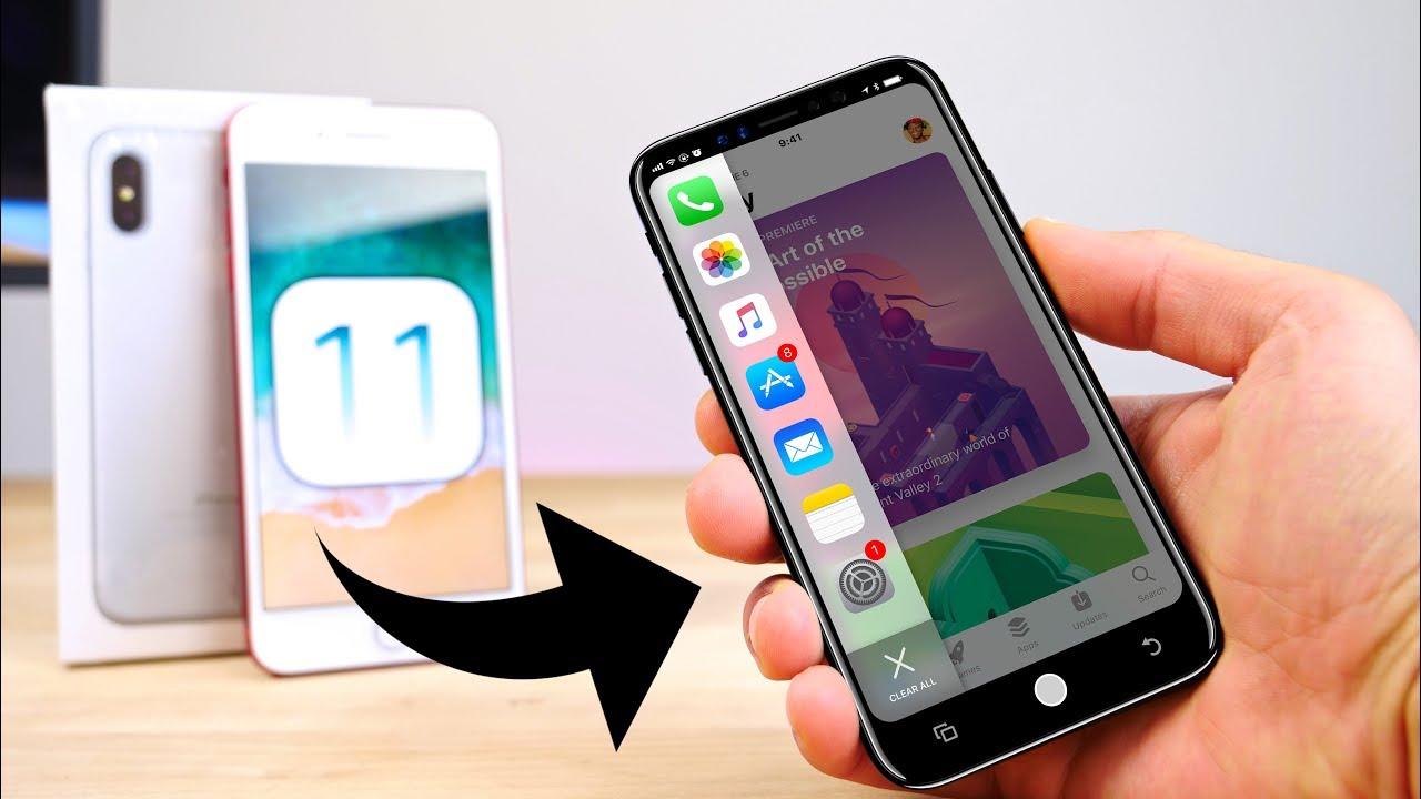 10 Hidden Features in iPhone X   Secret Tricks