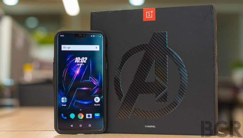 OnePlus 6 Marvel Avengers Edition | Everything You Need To Know