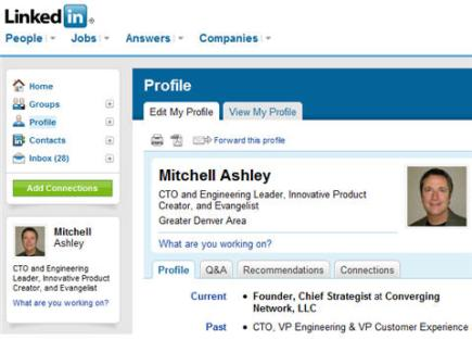 LinkedIn Security