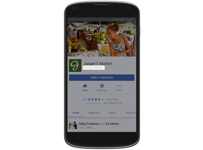 Secret Facebook Services