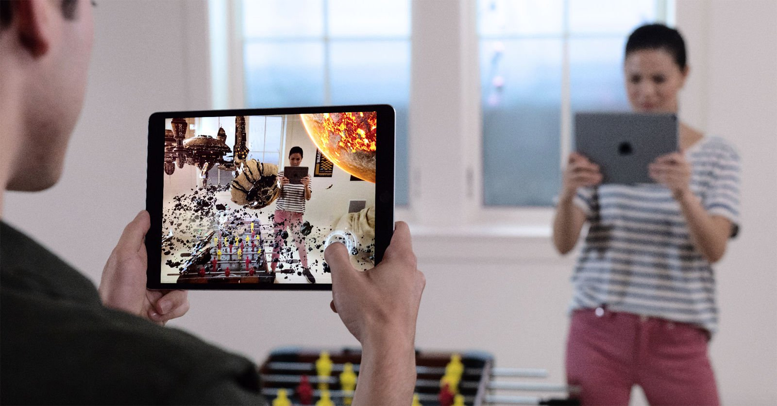 iOS 12 release date & new features: ARKit 2