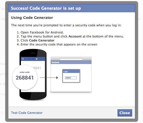 Code generator guide
