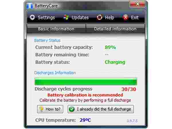 Method 3: Recalibrate The Battery