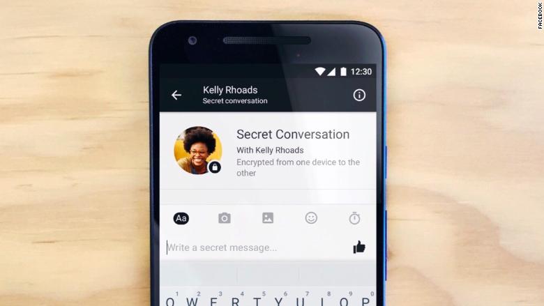 What is Facebook's Secret Messages | How Safe is Secret Conversation ?