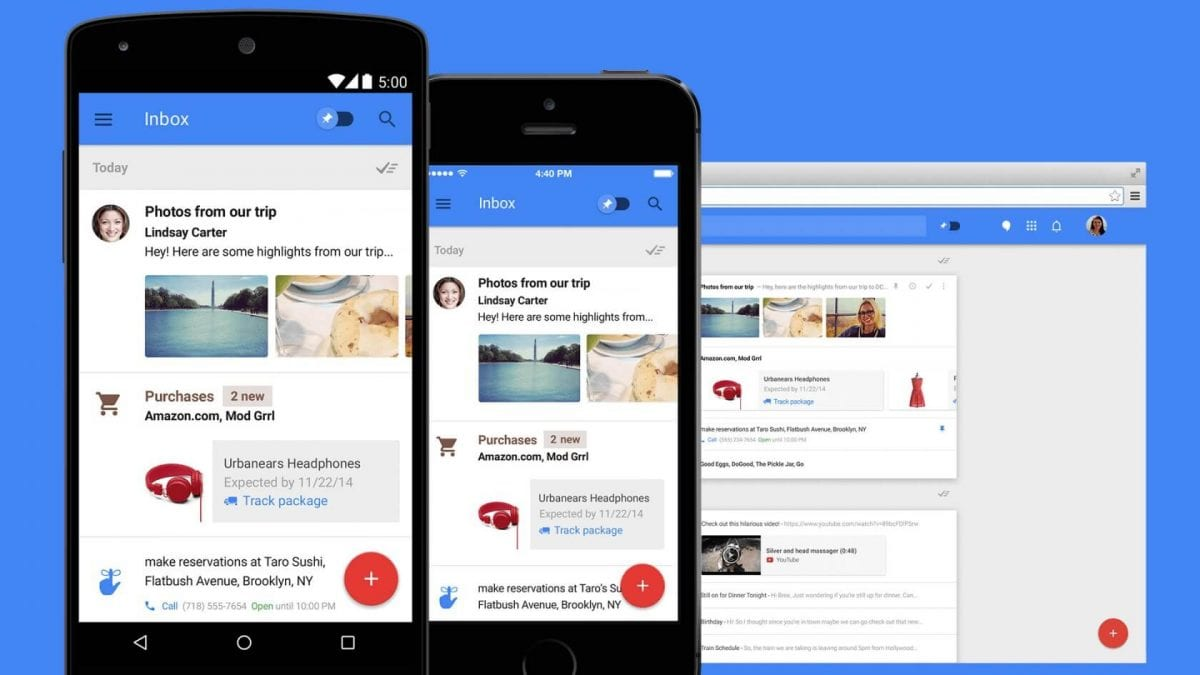 Google To Shut Down 'Google's Inbox app ' On April 2