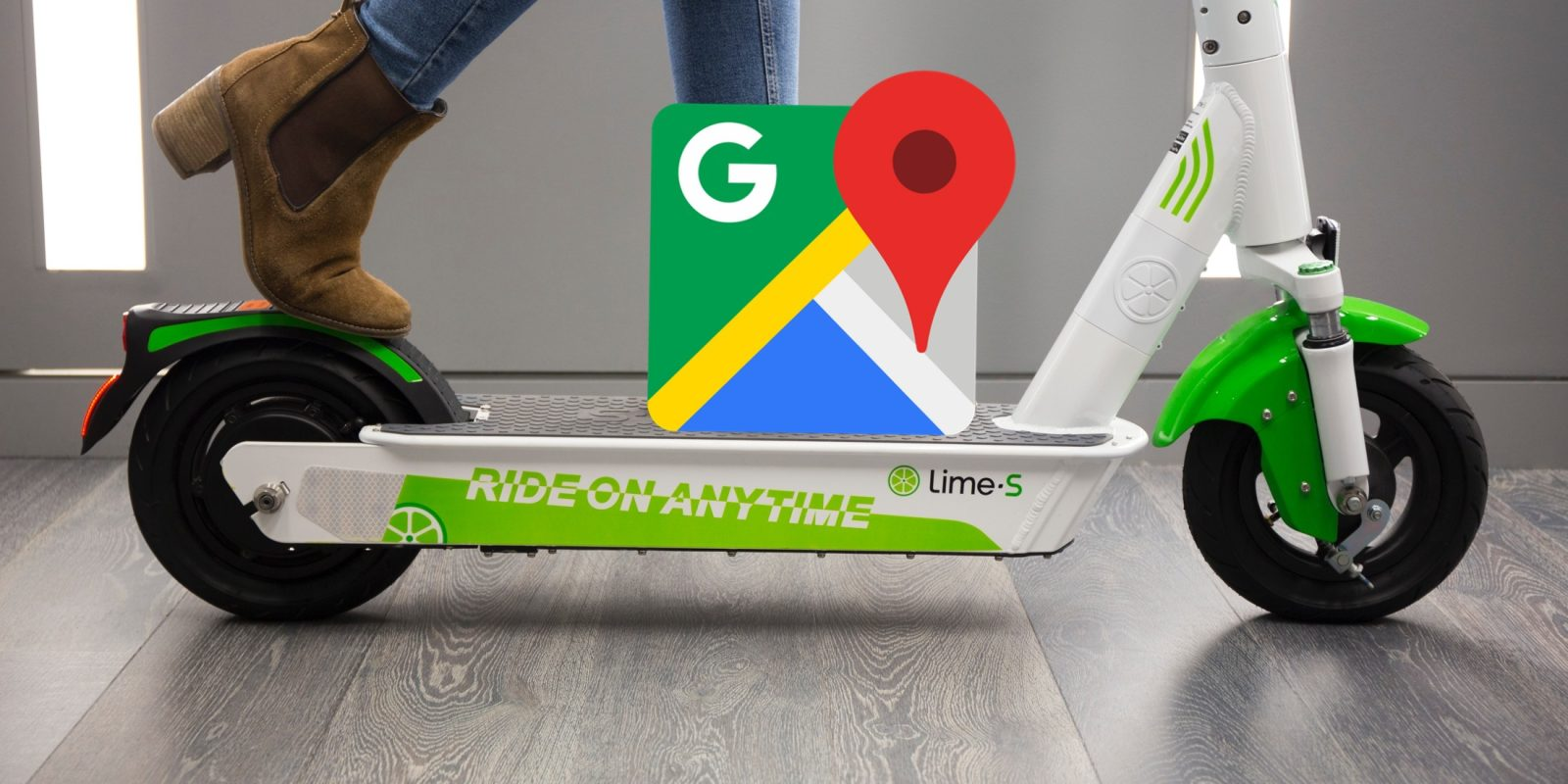 Google Maps Now Shows Lime Bikes & Scooters In Over 80 New Cities