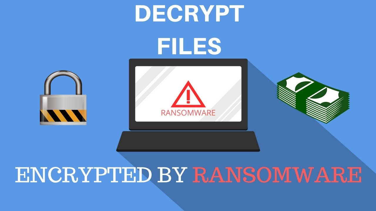 Free Ransomware Decryptor Tool To Remove And Unlock Encrypted Files