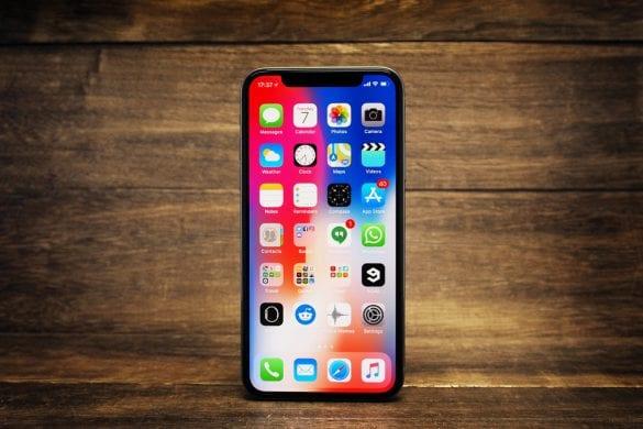 Iphone x hard reset