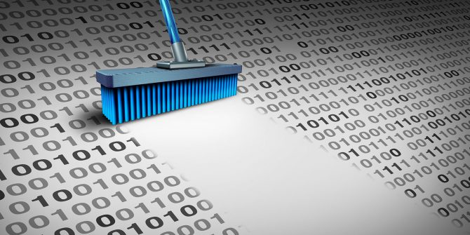 Securely Erase Your Data Using Gutmann Method | Prevent Data Recovery