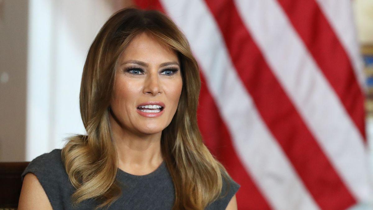 Trump Says First lady Melania Trump Tested Negative For Coronavirus