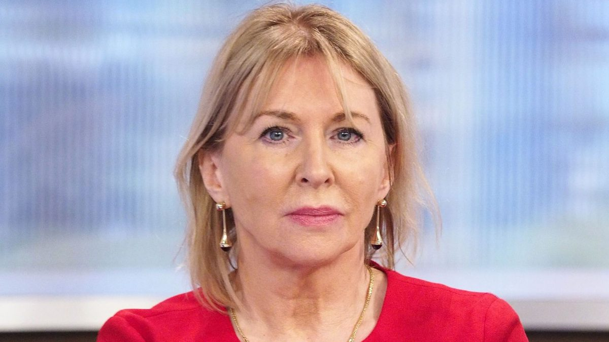 Health Minister Nadine Dorries Diagnosed With Coronavirus