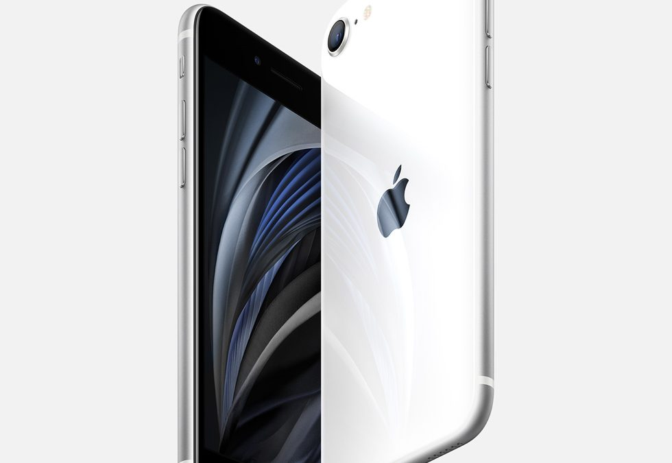 Here's The New $399 iPhone SE 2020