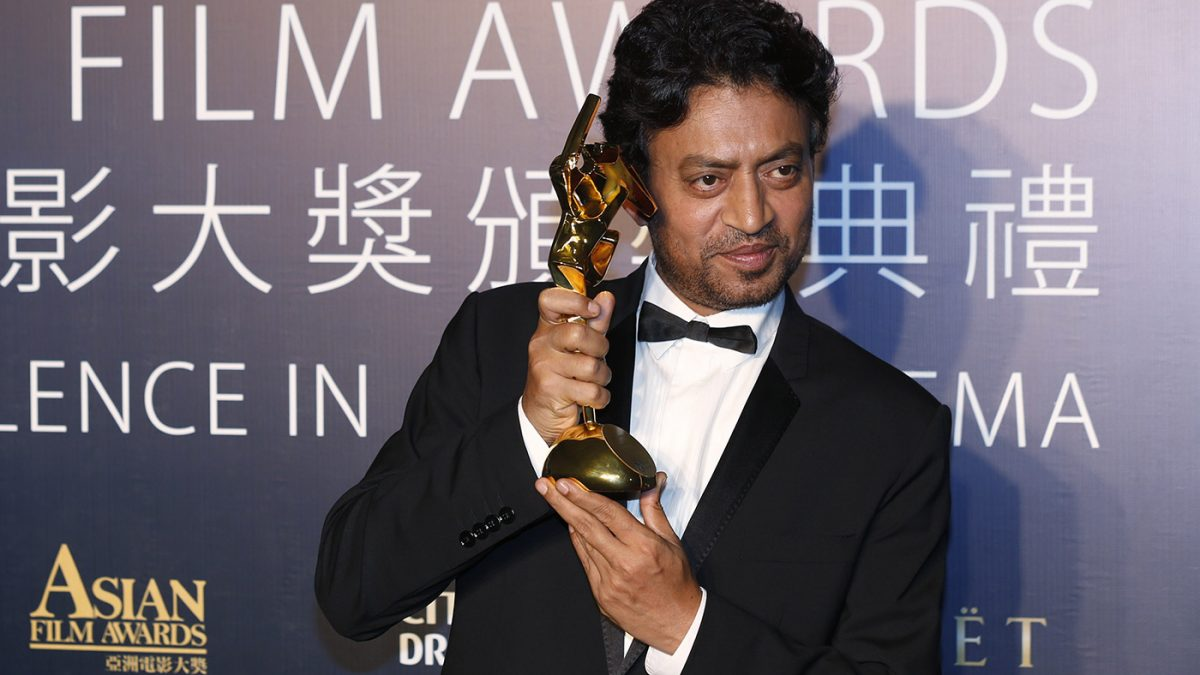 Bollywood Star Irrfan Khan Passes Away At 53