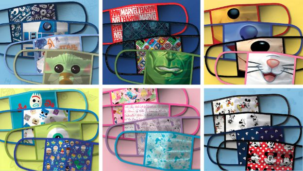 Disney Introduces Cloth Face Masks And Donations For Families And Communities In Need