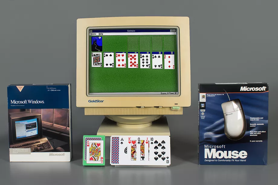 Microsoft Solitaire Turns 30 Years Old Today