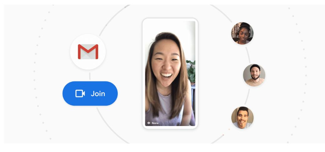 Google's Meet Will Soon Available In Gmail On Mobile