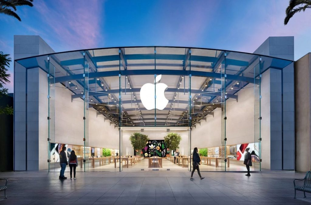 Apple Shuts Some California Stores As Coronavirus Cases Rises