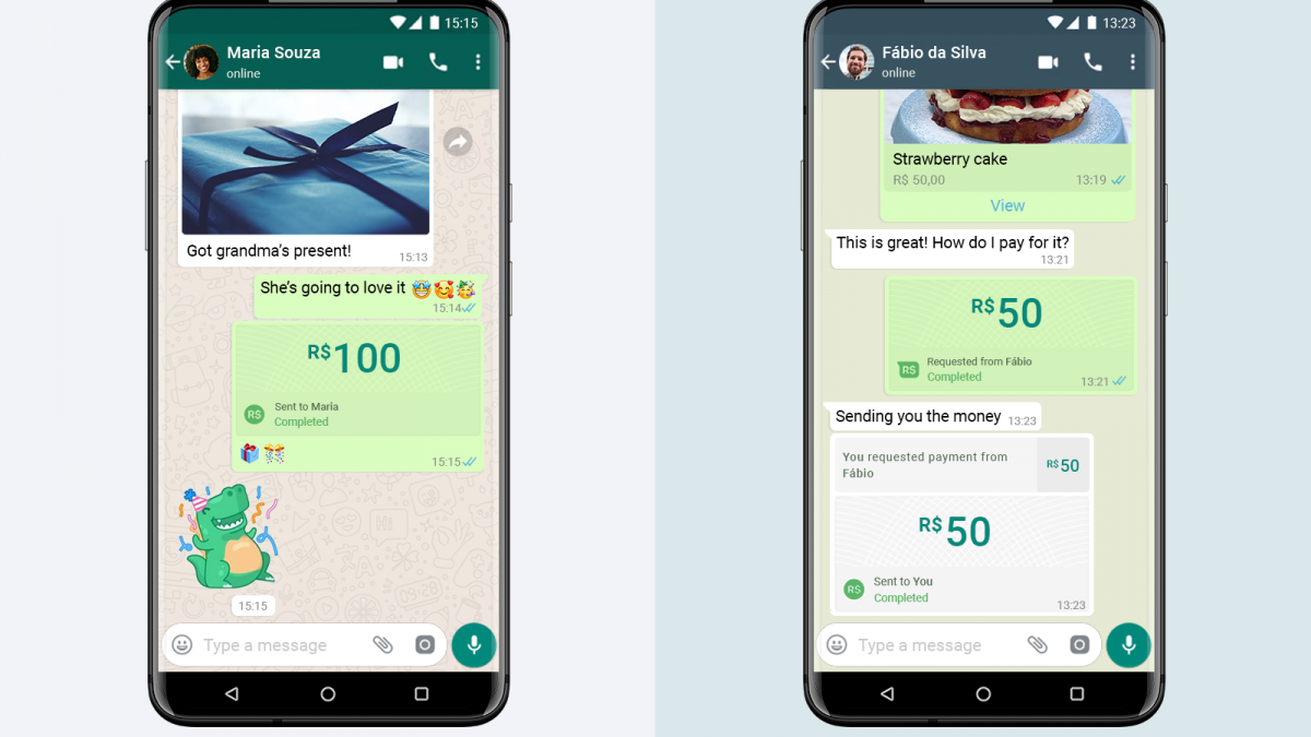 WhatsApp Launches Digital Payments Platform In Brazil