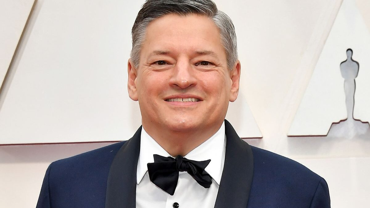 Netflix Names Ted Sarandos New Co-CEO