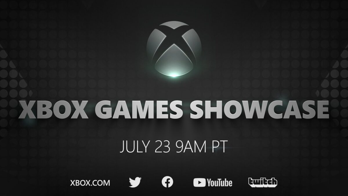 Microsoft Announces Xbox Series X Games Showcase Event For July 23