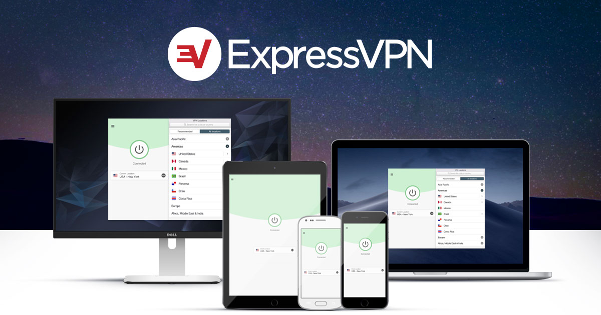 ExpressVPN : Best VPN For PayPal
