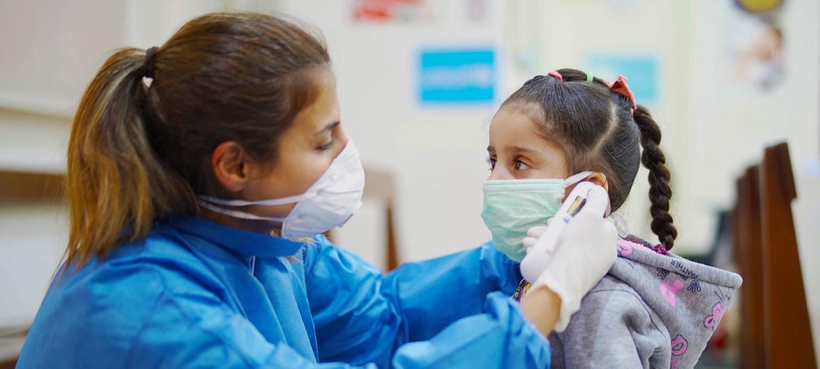 Here's Everything WHO Says Regarding Children Wearing Masks Against Coronavirus