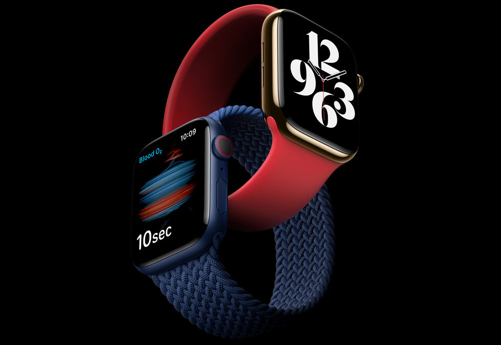 Apple Watch Series 6 Can Measure Your Blood Oxygen Levels