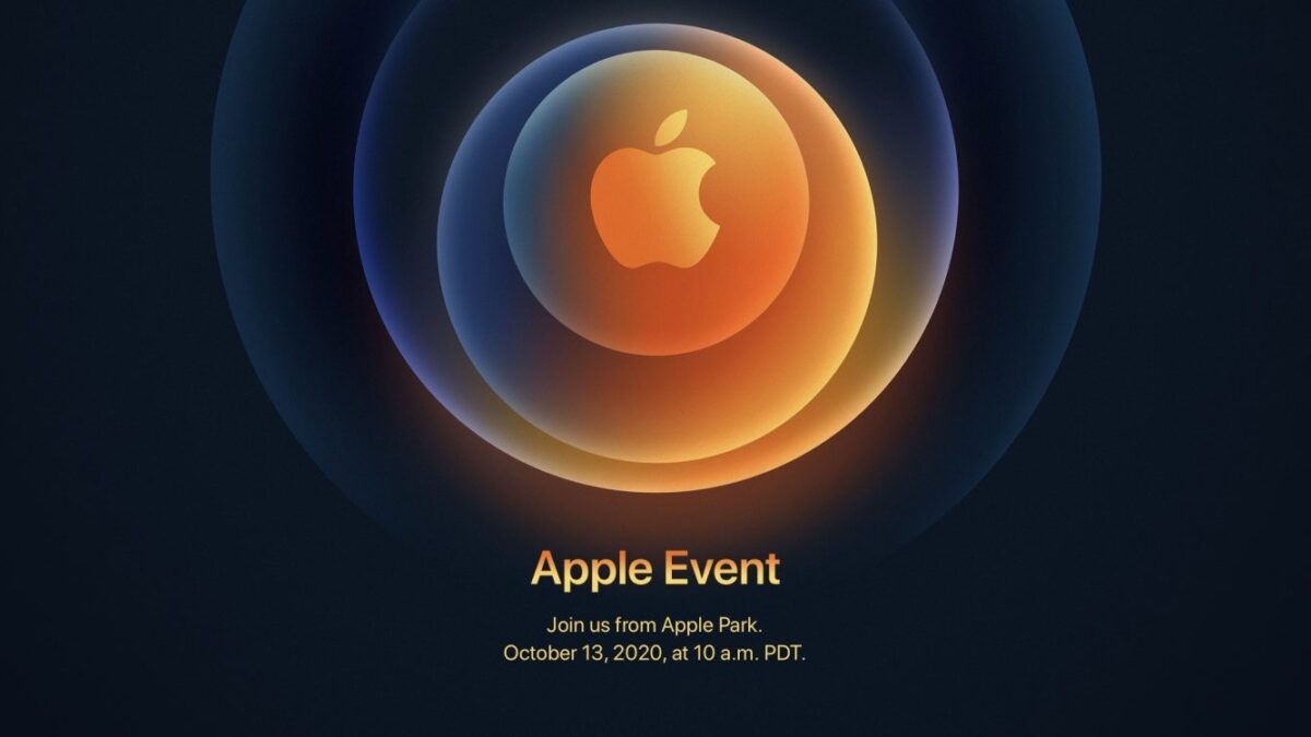 Apple Officially Announces iPhone 12 Event For October 13