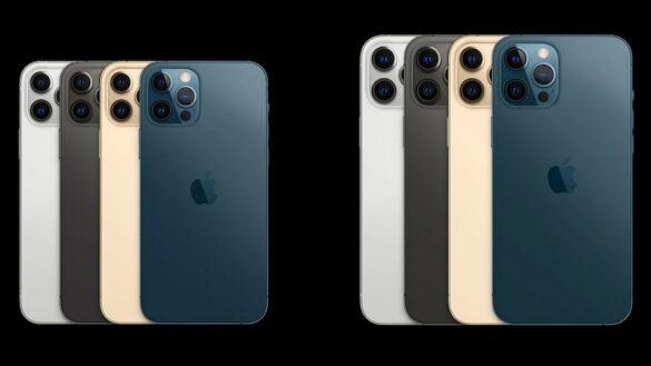 iphone12 vs 12 pro max