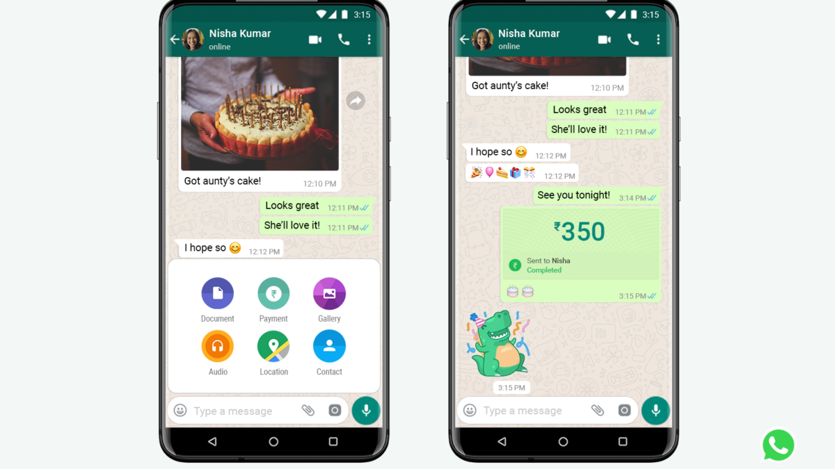 You Can Now Send Payments In India With WhatsApp