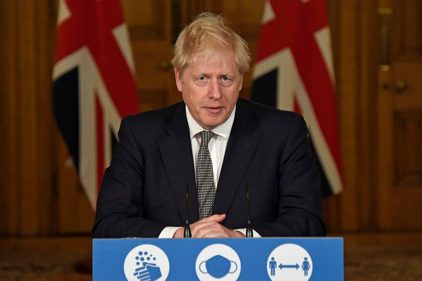 Boris Johnson Announces Tier 3 Lockdown To Push The Virus Down