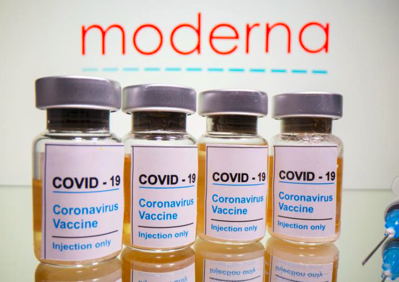 Moderna Says Its COVID-19 Vaccine Is 94.5 % Effective