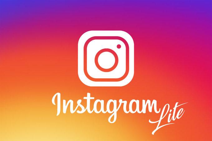 Facebook Launches Instagram Lite App In India