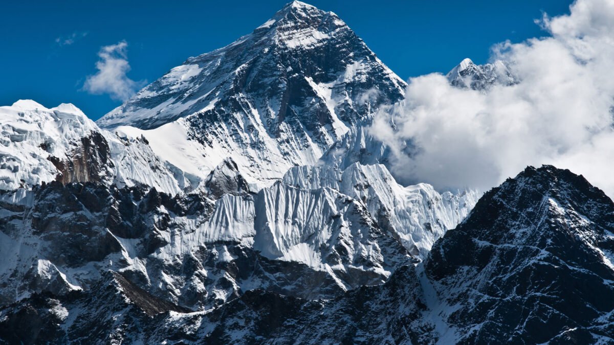 Mt Everest's Revised Height Is 8,848.86 Meters