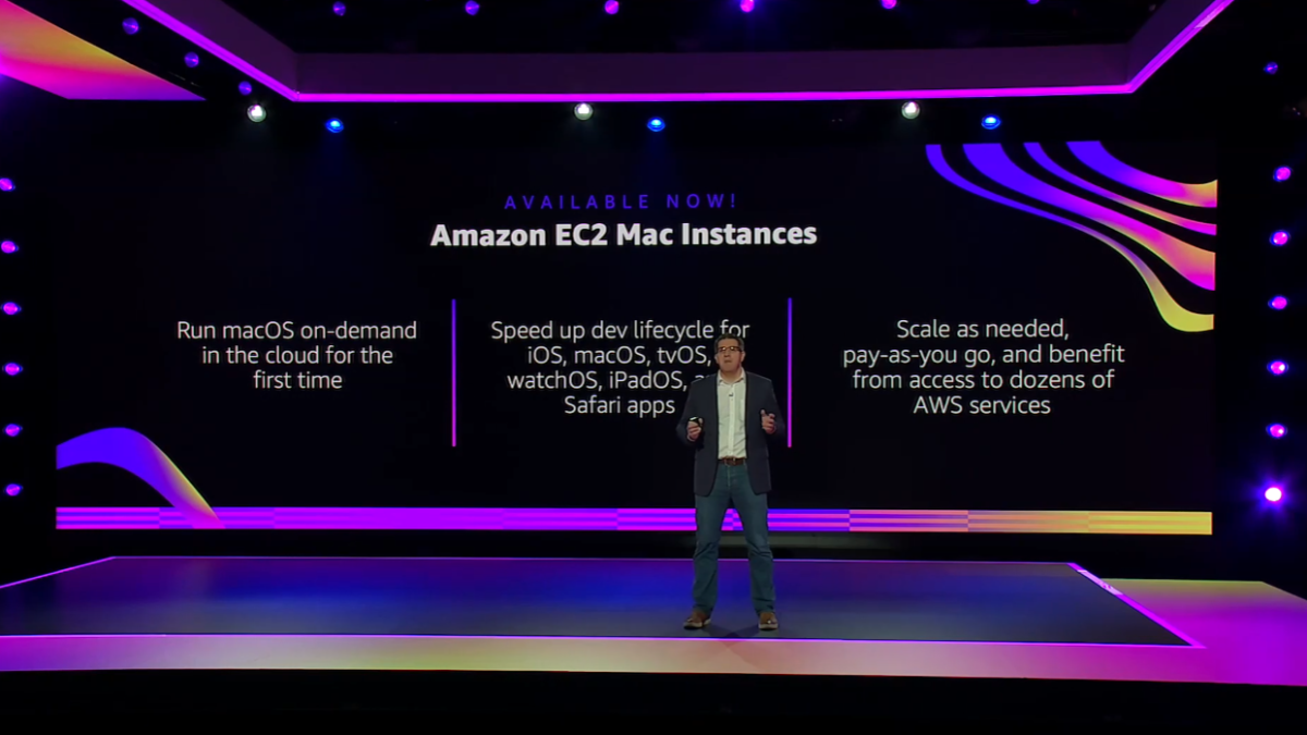 AWS Brings macOS Instances On EC2