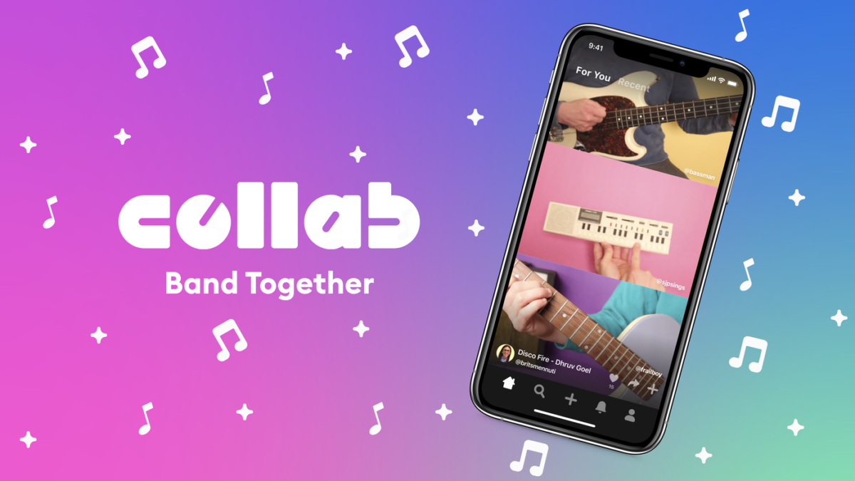 Facebook Publicly Launches Its Collaborative Music Video App, Collab