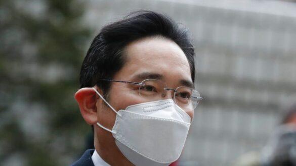 Samsung heir Lee jail