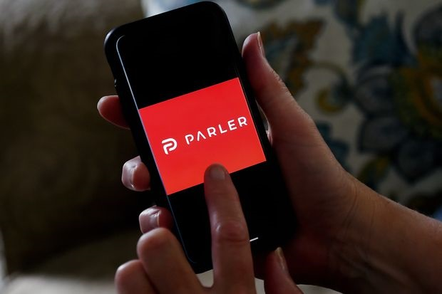 Social Media App Parler Is Back Online After A Month Of Downtime