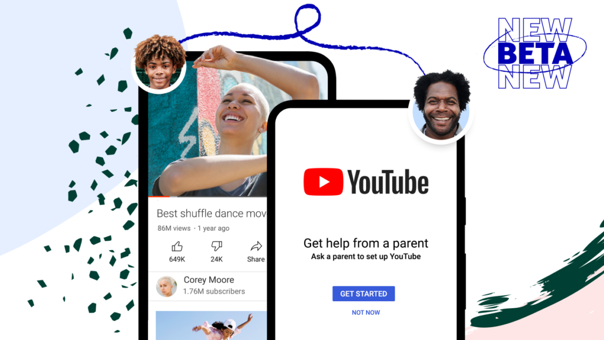 YouTube To Launch Parental Control Features For Teens To Join Its Main Site