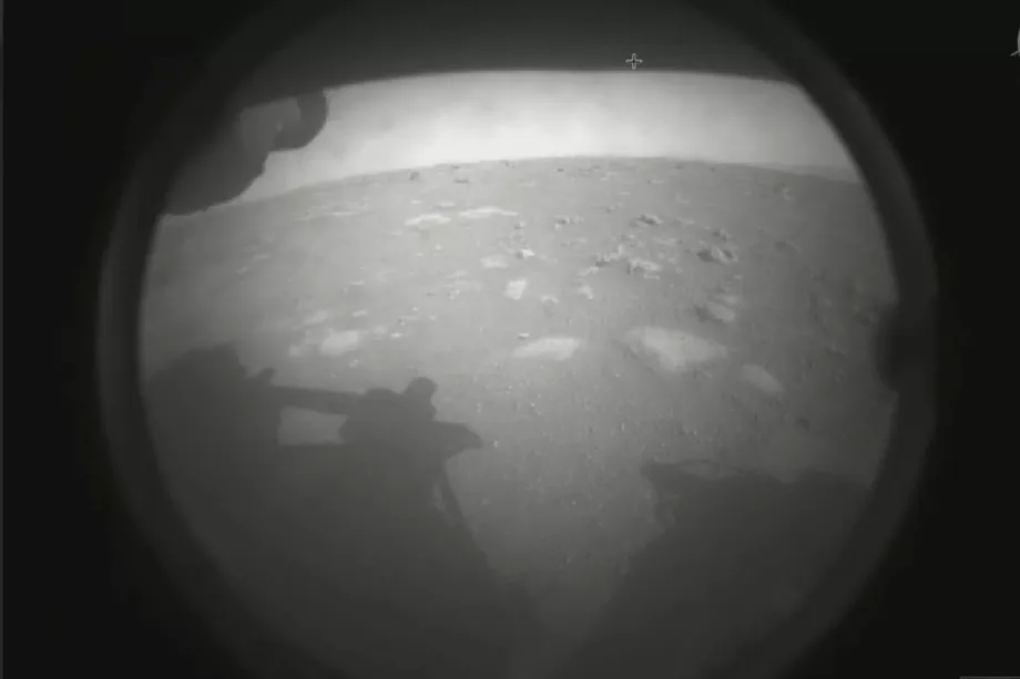 NASA's Perseverance Rover Safely Lands on Red Planet