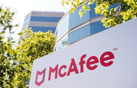 mcafee Symphony Technology Group