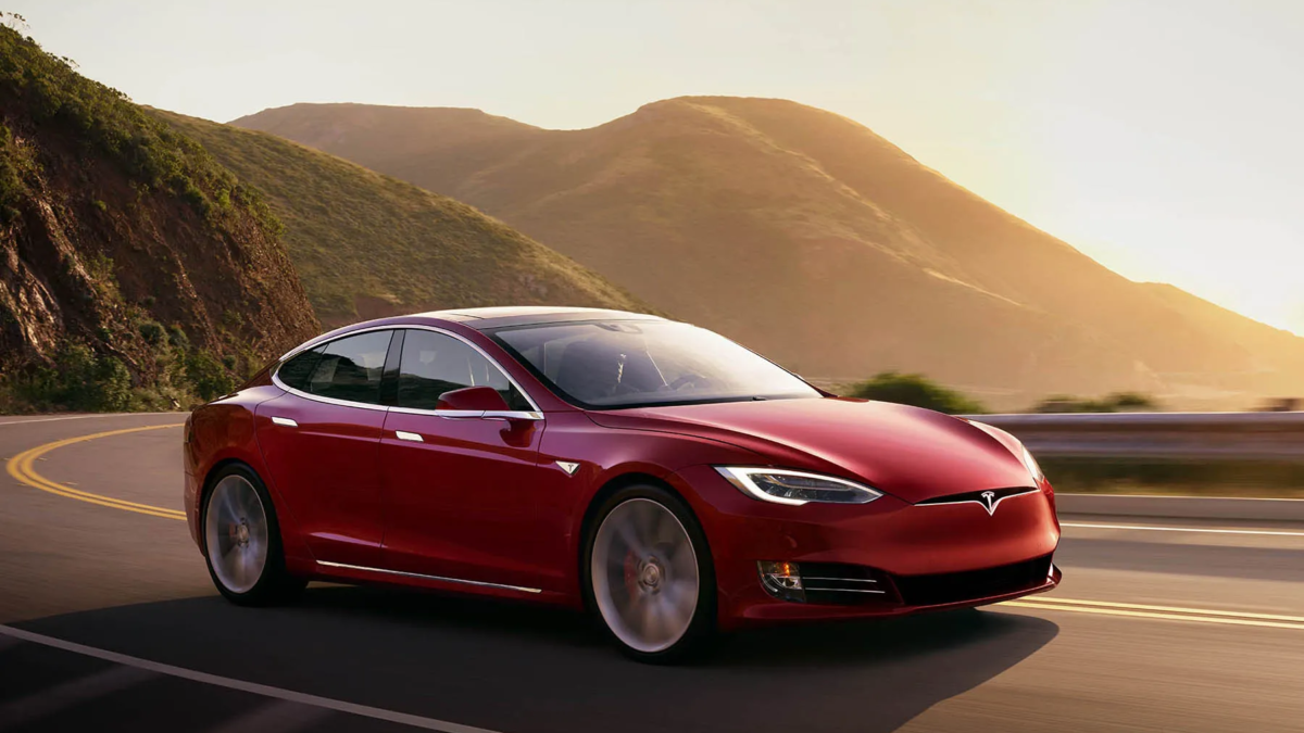 You Can Now Buy A Tesla With Bitcoin