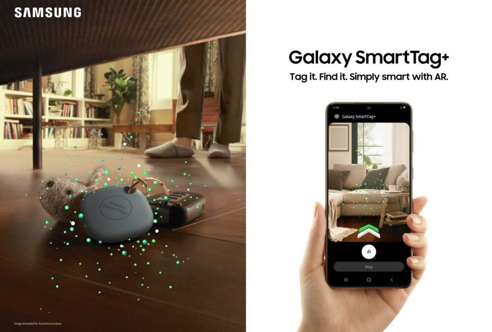 Samsung Announced The New Galaxy SmartTag+